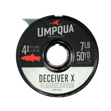 Load image into Gallery viewer, Deceiver X - Fluorocarbon Tippet - Umpqua