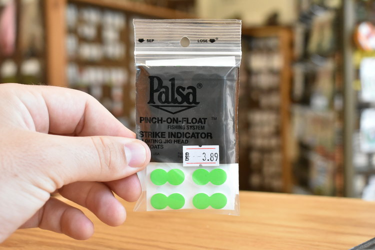Palsa - Pinch On - Strike Indicator