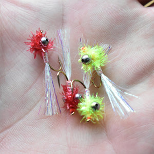 Fly Selection - 6 Shad Flies