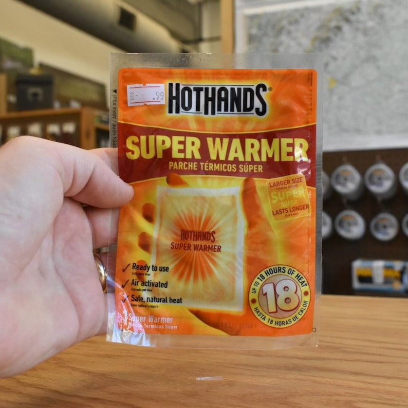 Hot Hands - Super Warmer