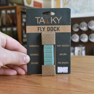 Tacky - Fly Dock