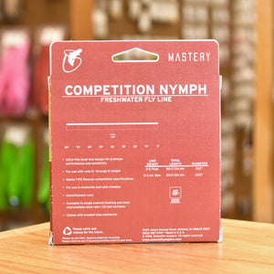 Mastery - Competition Nymph