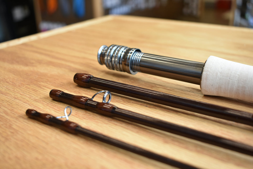 Chuck Kraft Series - Reilly Rod Crafters