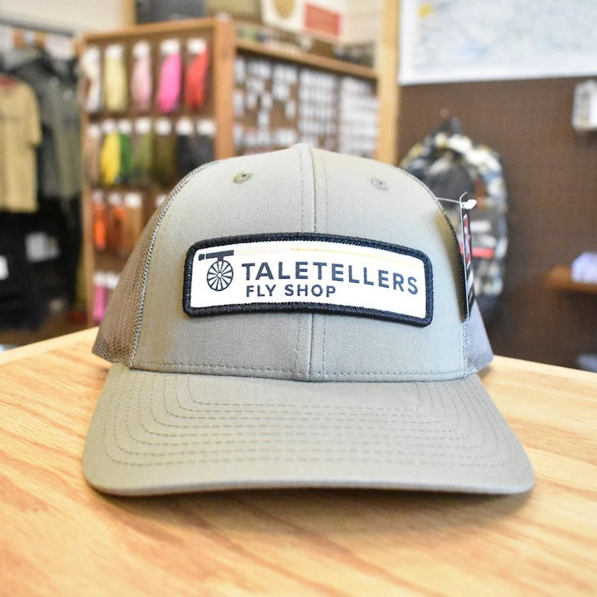TaleTellers Solid Olive Hat