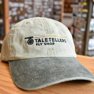 TaleTellers Two-Tone Green Hat