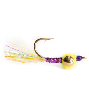 Yellow/Purple Dart