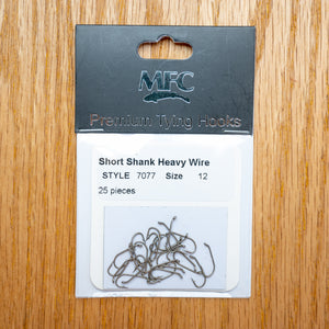 Short Shank - Heavy Wire - 7077 - MFC