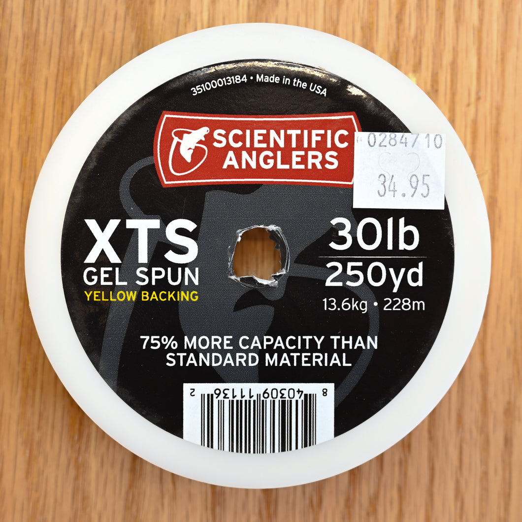 Gel Spun Backing - XTS - Scientific Anglers