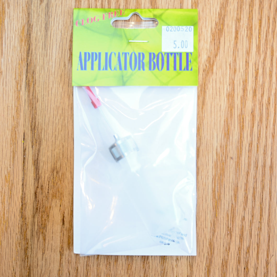 Applicator Bottle (with pin and pin cap)