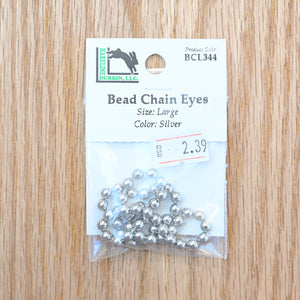 Bead Chain Eyes - Hareline