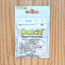 Load image into Gallery viewer, Hook - 2546 - Daiichi - Streamer/Saltwater