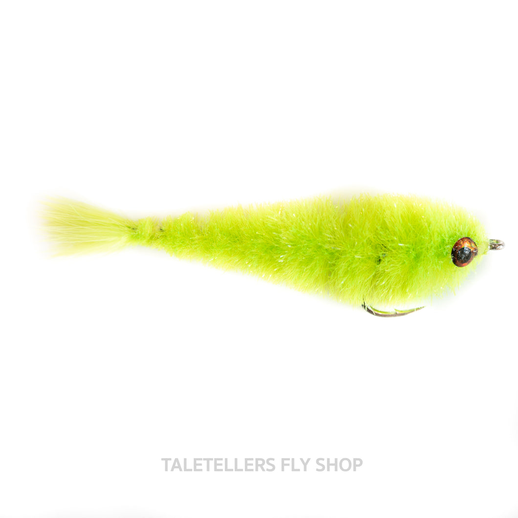 Chartreuse - Finesse Changer - Fly Men Fishing Company