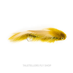 Galloup's Mini Boogieman - Articulated Streamer