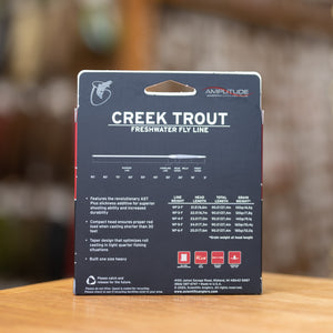 Creek Trout - Fly Line - Scientific Anglers