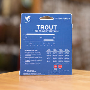 Frequency - Trout - Fly Line - Scientific Anglers