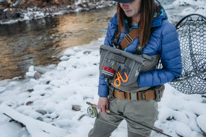 Wader ZS2 Waterproof Chest Pack