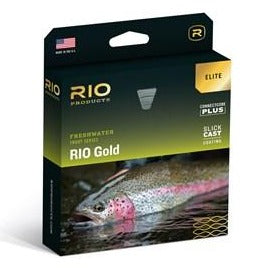 Rio Gold - ELITE - Fly Line - Rio Products