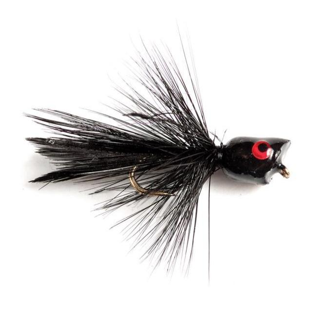 Bluegill Popper (Black)