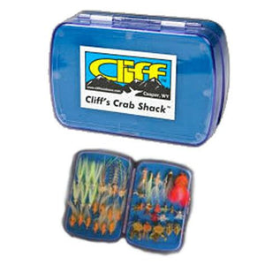 Cliff's Crab Shack - Cliff Fly Box