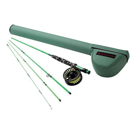 Minnow Fly Fishing Outfit - Youth Rod/Reel