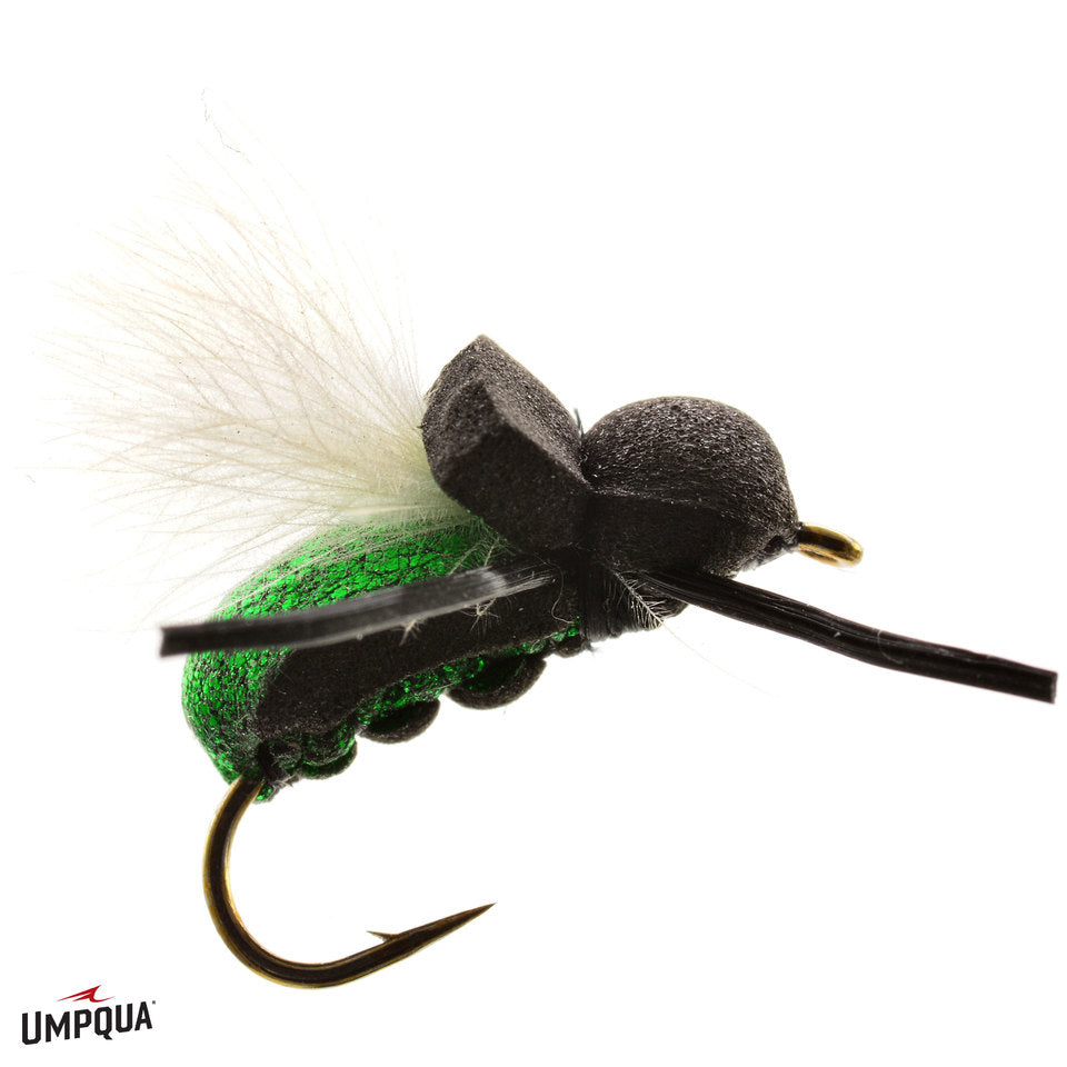 Tim's Beetle Green - Umpqua