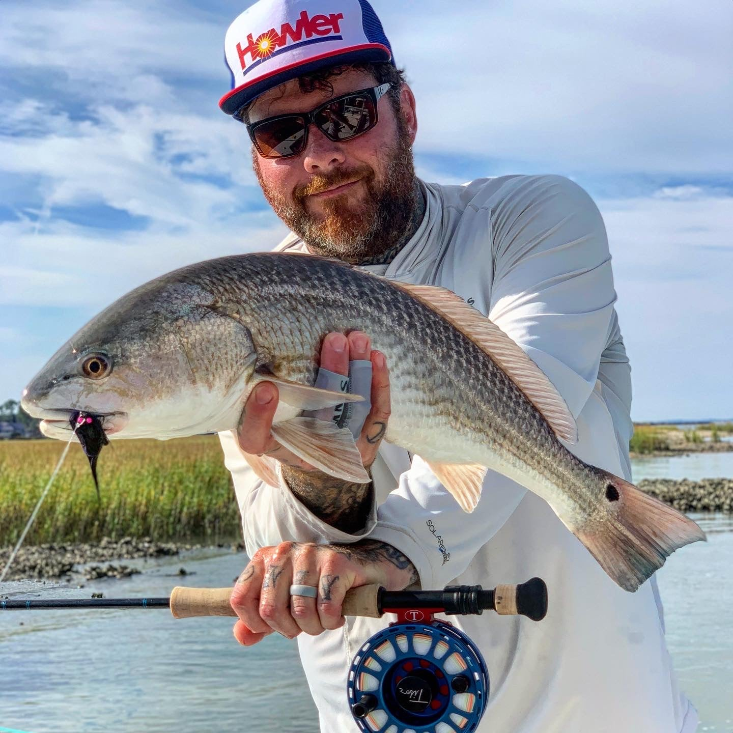 Fall Fun for Redfish and Trout