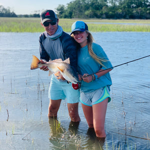 What a Tailing Redfish!