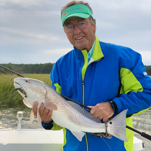 Inshore Action is Heating Up for redfish, trout and flounder