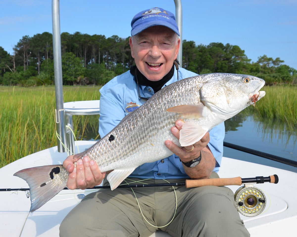 Hilton Head Island Fly Fishing with Off The Hook Fishing Charters