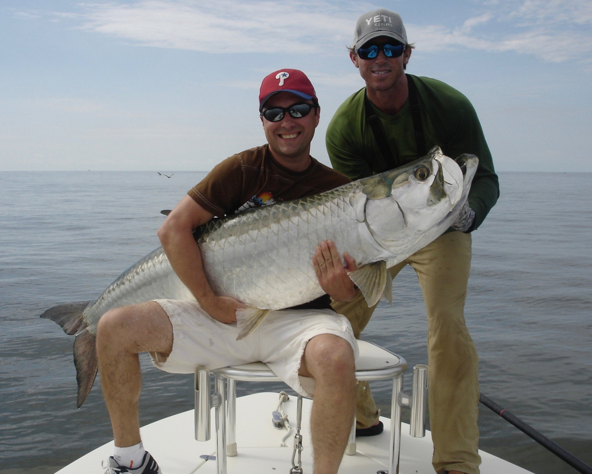 Tarpon Fishing Hilton Head Island with Off The Hook Fishing Charters