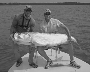 Hilton Head Summer Tarpon Fishing with Off The Hook Fishing Charters