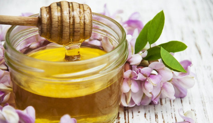 How to consume acacia honey?