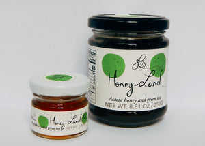 Acacia Honey and Green Tea 250 grams