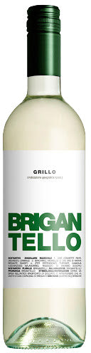 Brigantello 'terre Siciliane', Grillo 2018 (750 ml)