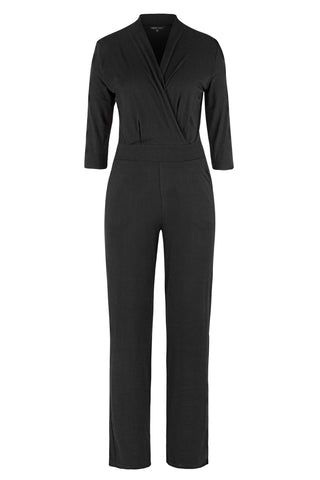 Jumpsuit escote en