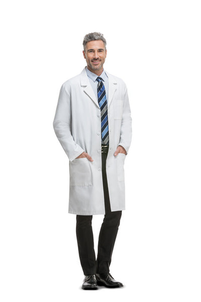 "Cherokee Lab Coat Unisex 40"" - Parker's Clothing & Gifts"