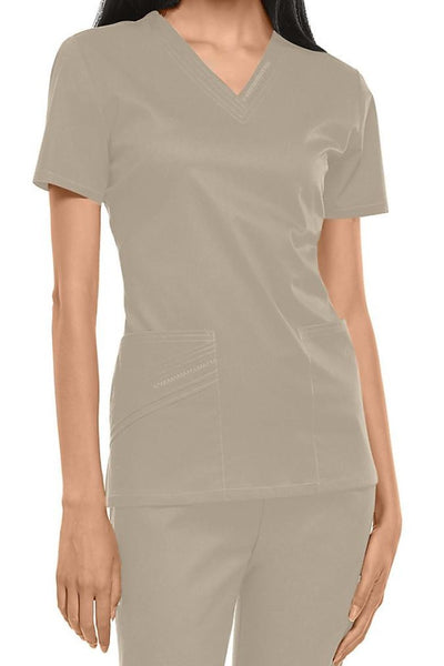 Luxe Top V Neck 1845 - Parker's Clothing & Gifts