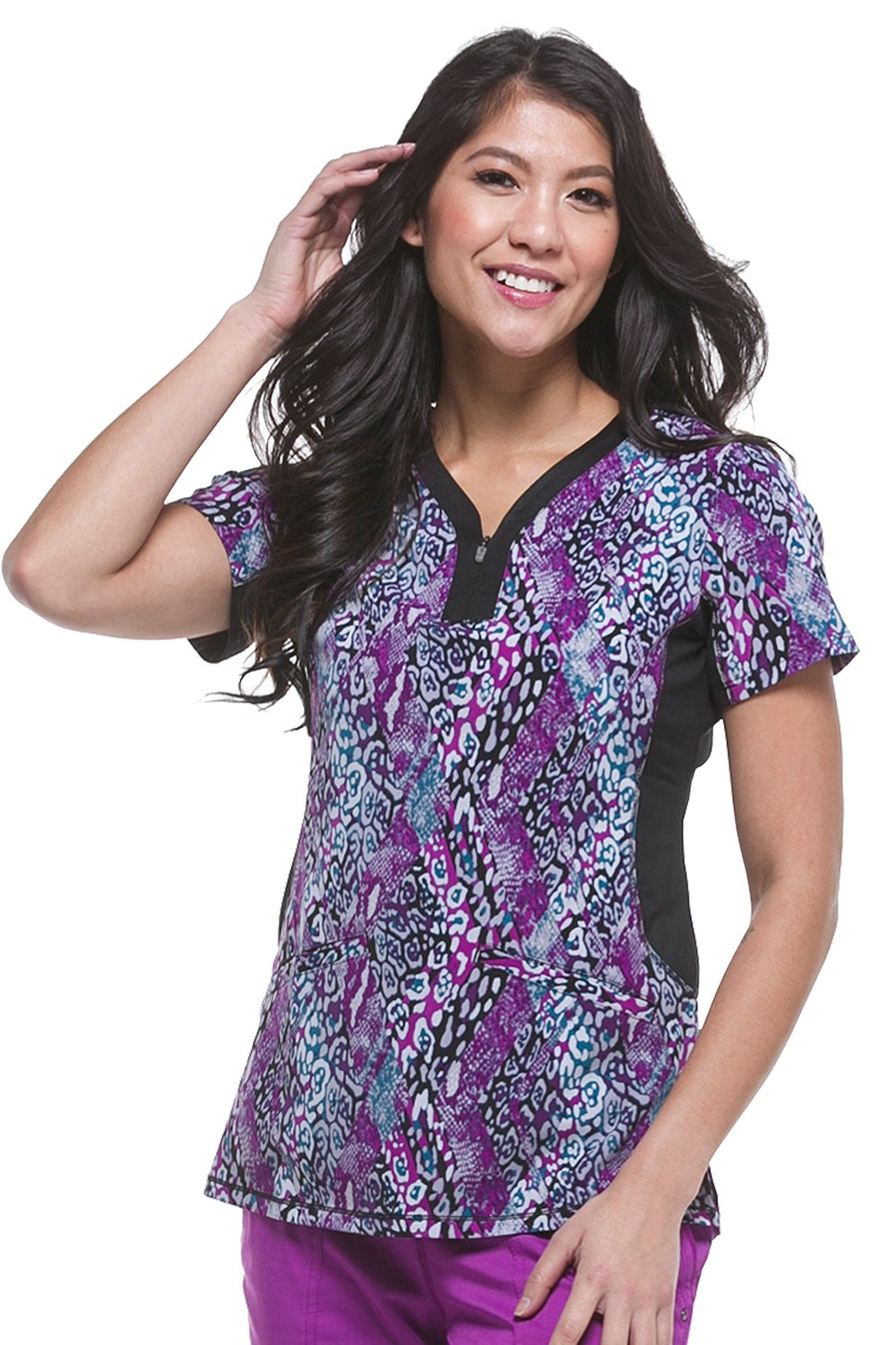 Healing Hands Purple Label Jessi Top 2270 - Parker's Clothing & Gifts
