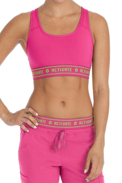 Med Couture Activate Energy Sport Bra 3059