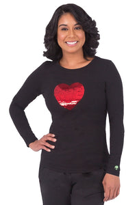 Healing Hands HH with Love Melissa Tee