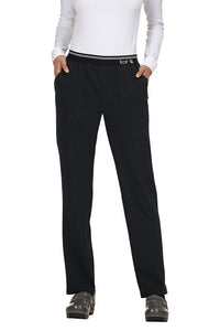Koi Petite Scrub Pants Next Gen On The Run in Black at Parker's Clothing and Shoes.