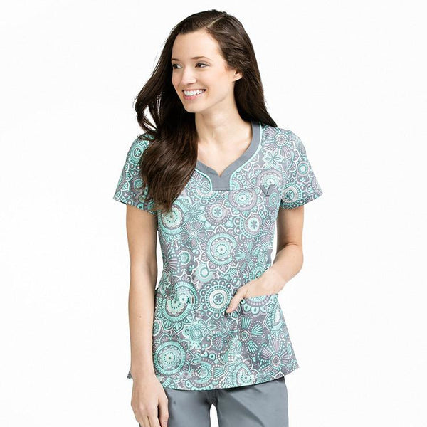 Med Couture Lexi Floral Spectacle Print Tops - Parker's Clothing & Gifts