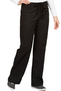 Med Couture Signature Drawstring Pant in Black at Parker's Clothing and Shoes. Med Couture Sale Scrub Pants.