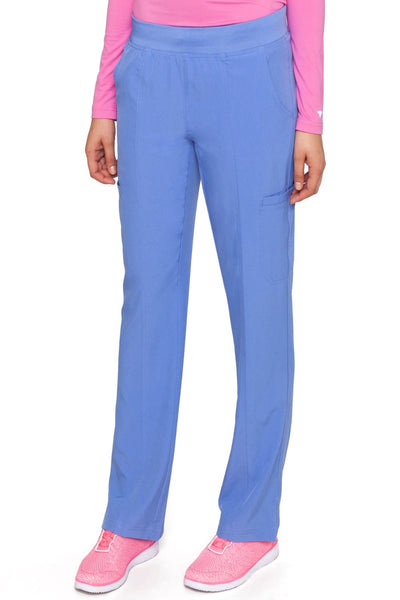 Med Couture Scrub Pant Energy Paige Cargo Scrub Pant Ceil - Parker's Clothing and Shoes