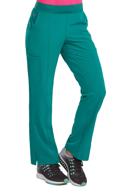 Med Couture Scrub Pant Energy Paige Cargo Scrub Pant Hunter - Parker's Clothing and Shoes