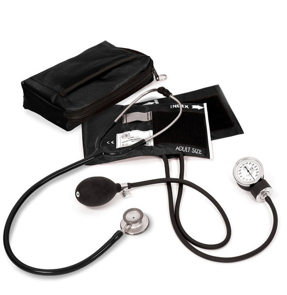 Prestige Clinical Lite™ BP Kit Aneroid Sphygmomanometer & Stethoscope
