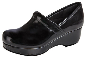 Cherokee Angelique Sale Shoe in Black Gloss at Parker's Clothing and Shoes.