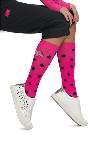 Betsey Johnson Compression Socks