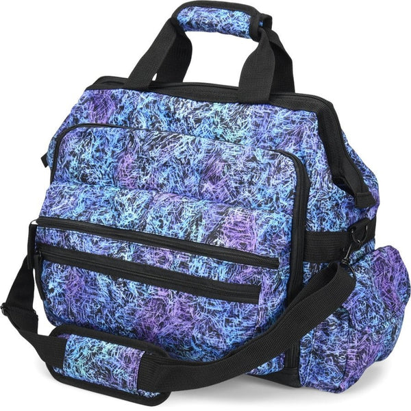Nurse Mates Ultimate Nursing Bag Electric Amethyst