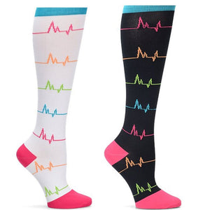 Nurse Mates Compression Socks 2/Pack - Parker's Clothing & Gifts